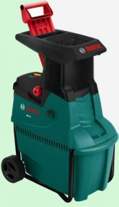 Bosch-AXT-25D - Best Quiet Garden Shredder