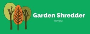 Garden Shredder Review logo