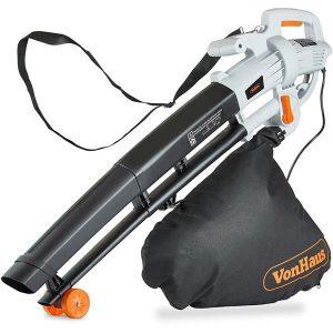 VonHaus 3-in-1 blower, vacuum and leaf mulcher
