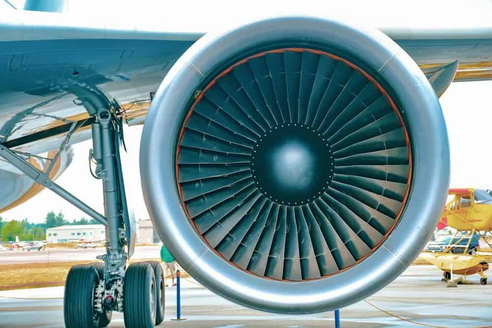 Aircraft Turbine Engine